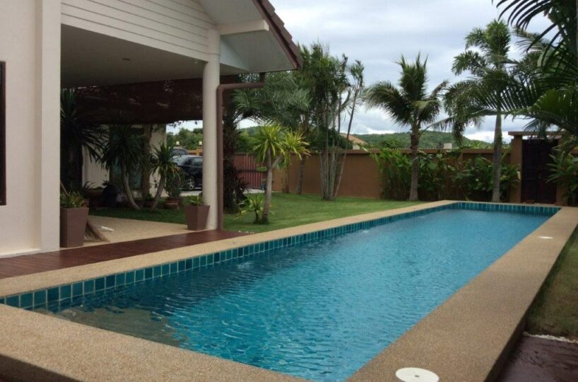 Pool Villa for Sale Near Beach